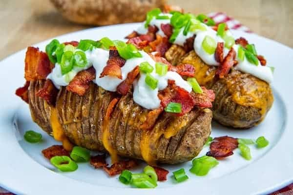 RecipeTin Eats ESSENTIALS | Hasselback Potatoes - 5 Takes | Fully Loaded Hasselback Potatoes