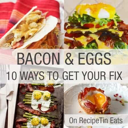 10 Way To Get Your Bacon & Eggs Fix This Weekend