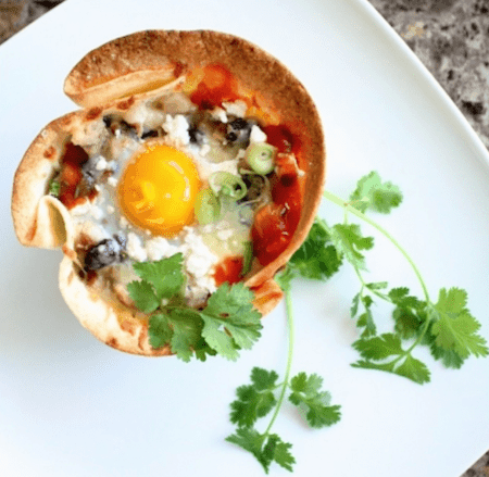 24 Things To Make With Tortillas: Huevos Rancheros Mexican Breakfast