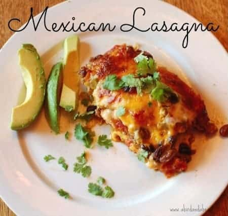 24 Things To Make With Tortillas: Mexican Lasagna