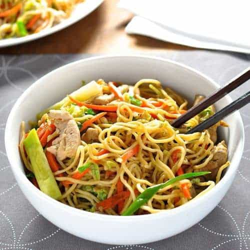 10 classic chinese stir fries one amazing sauce good food made chicken chow mein forumfinder Images