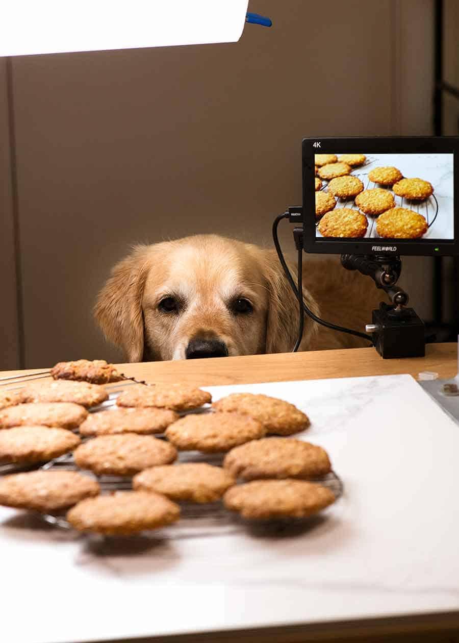 Dozer Anzac biscuits