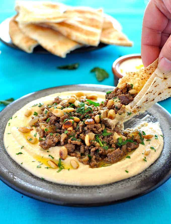 Hummus with lamb recipetin eats hummus with lamb forumfinder Image collections