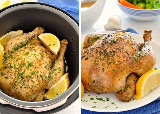 ... butter chicken slow cooker garlic chicken this slow cooker chicken