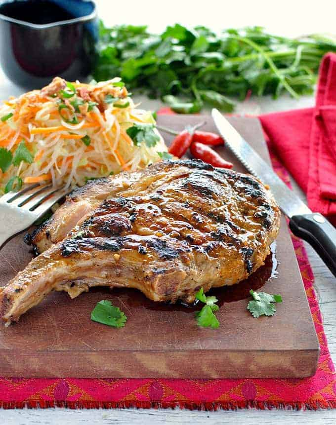 Transport Yourself To The Streets Of Vietnam With An Incredibly Simple But Flavourful Authentic Lemongrass Marinade