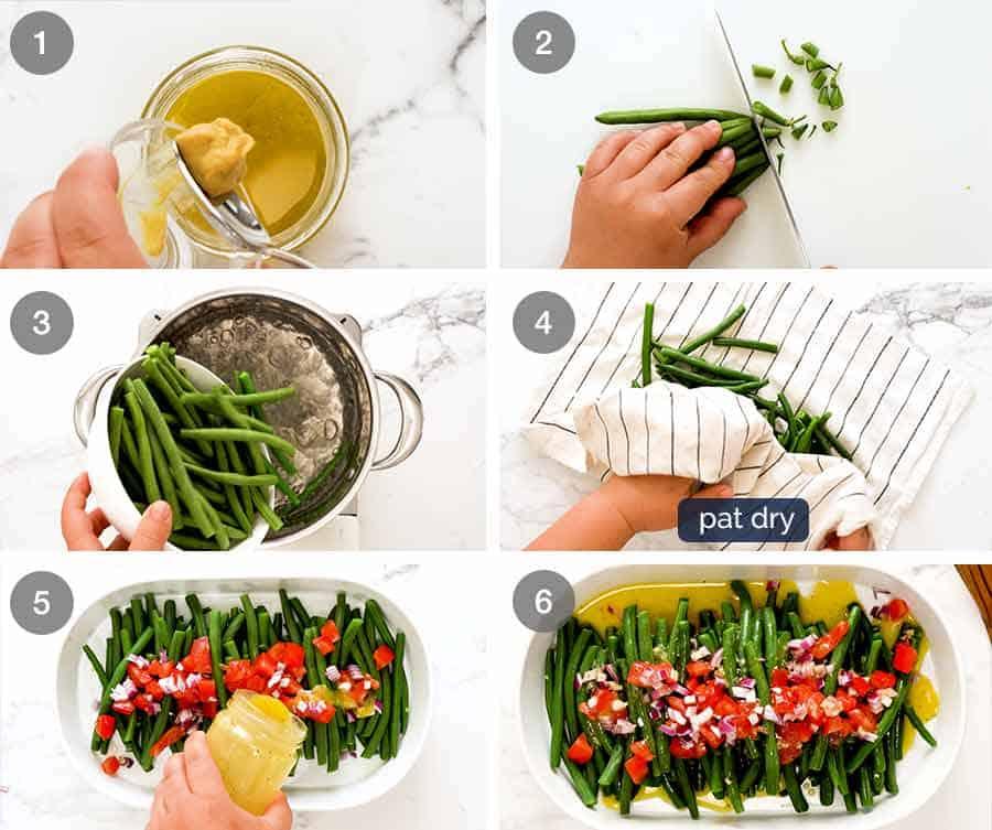 How to make Green Bean Salad
