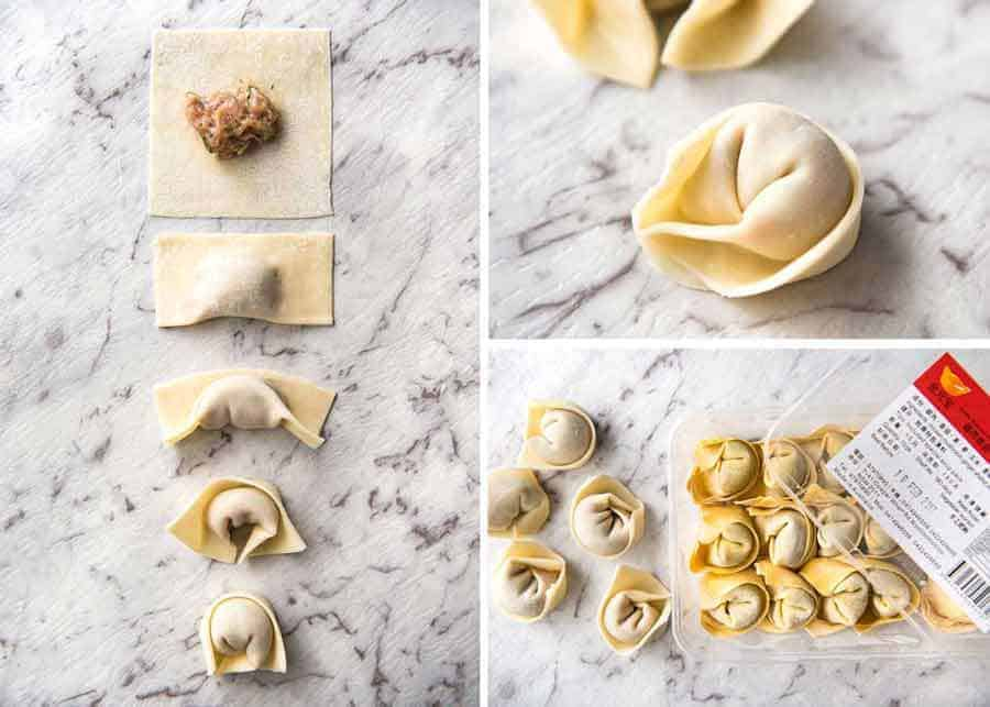 How to make Wontons