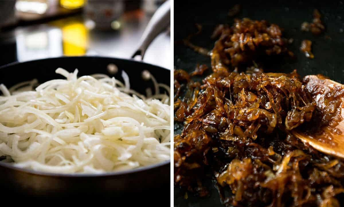 Caramelised Onions www.recipetineats.com