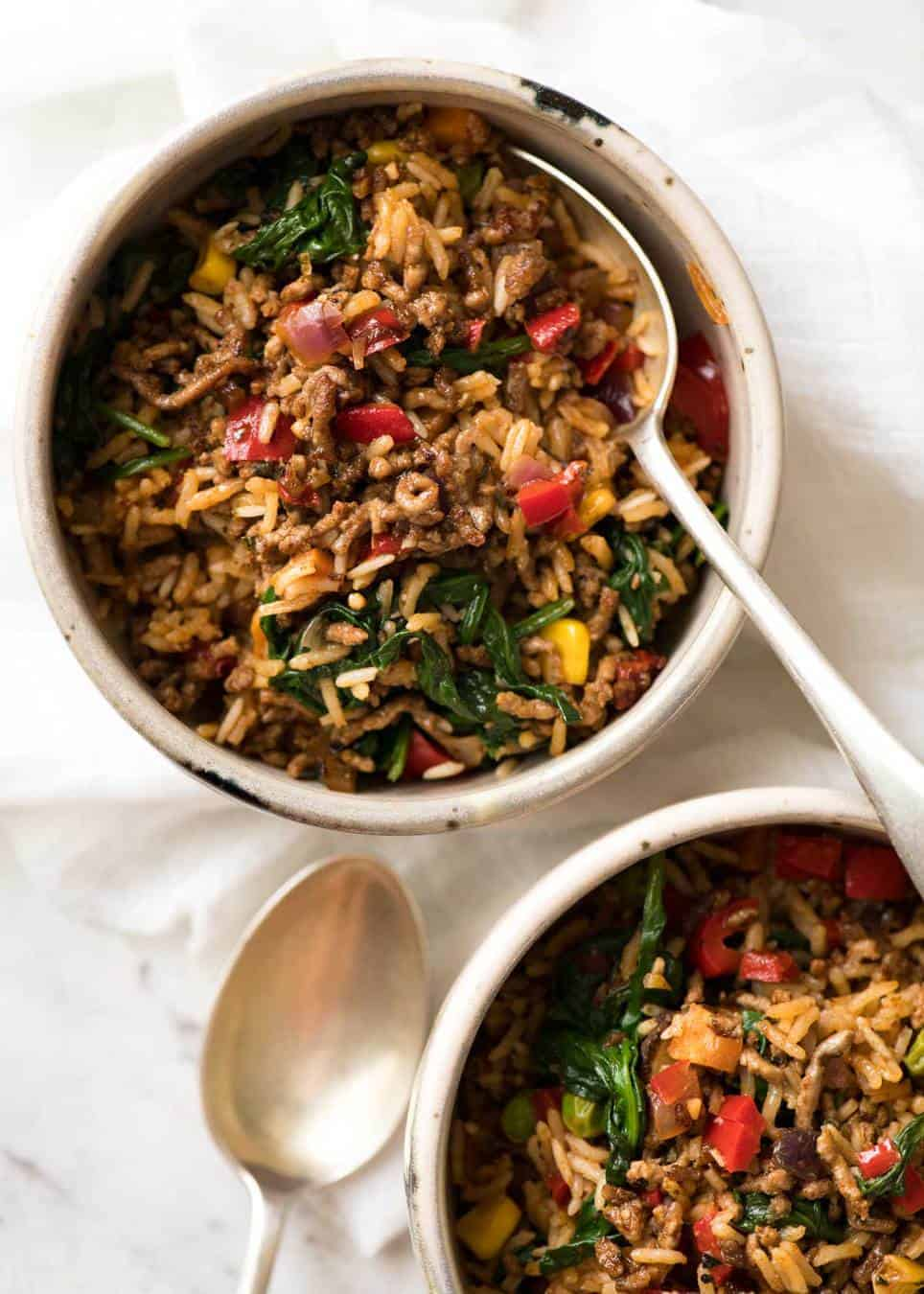 Asian Ground Beef Recipes