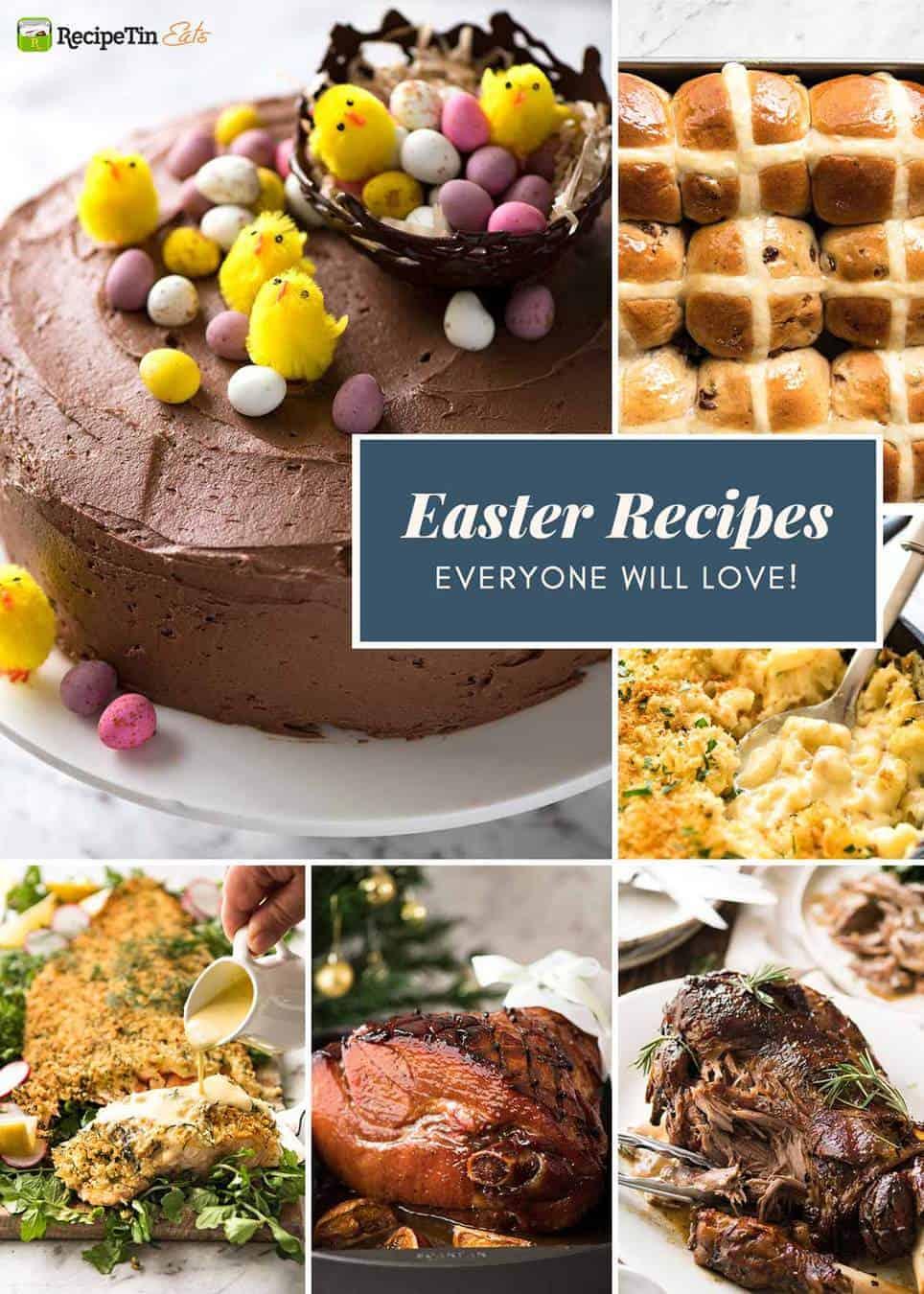 Easter Recipes You'll Love! | RecipeTin Eats