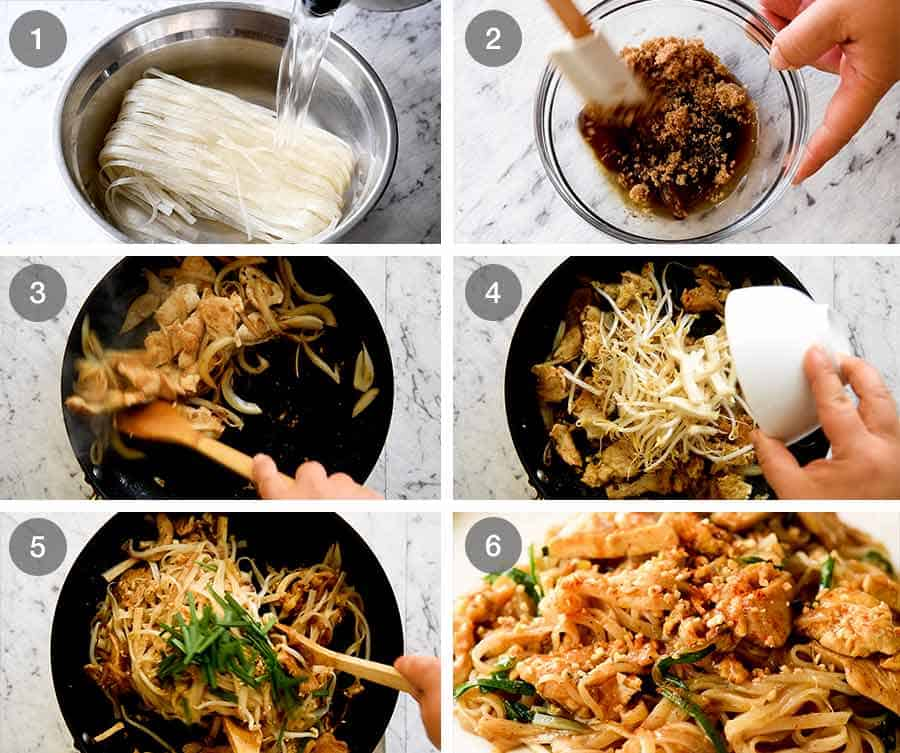 How to make Pad Thai