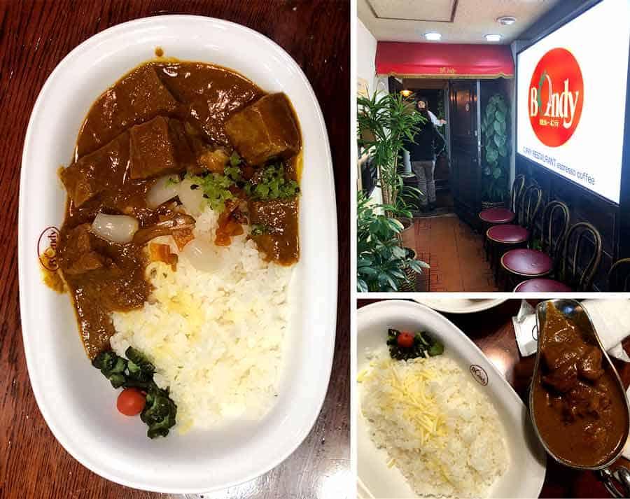 Akihabara-curry Bondy