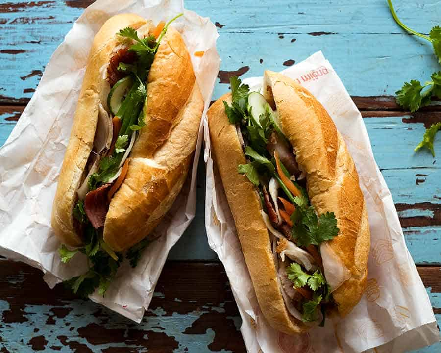 Best Banh Mi in Ho Chi Minh City - Sau Le
