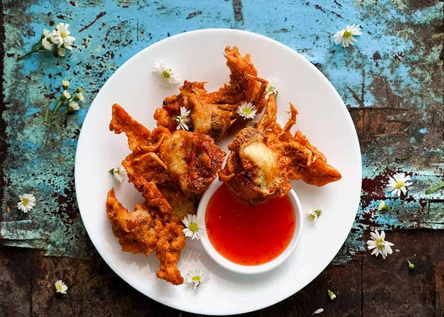 Vietnamese Soft Shell Crab in Ho Chi Minh City at 94 Thuy Restaurant, best place to have crab
