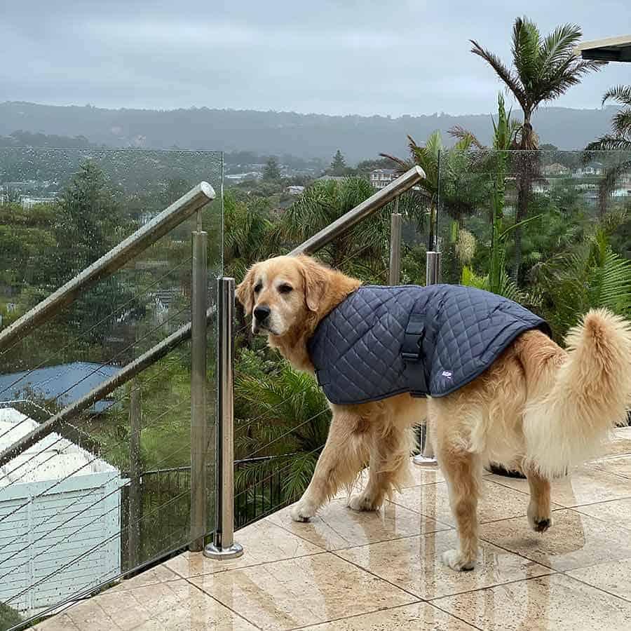 Dozer raincoat