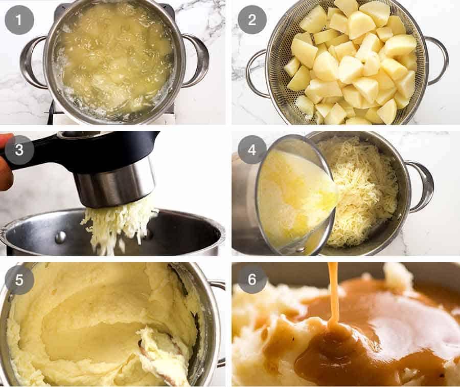How to make KFC Mashed Potato